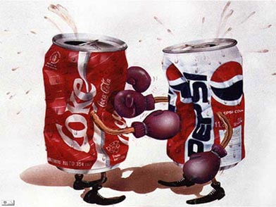 Coke vs Pepsi - Which is best? Coca? or do you like Pepsi more? The big question :)