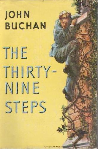 The Thirty-Nine Steps - This is a cover picture of 'The Thirty-Nine Steps'