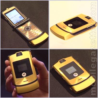 Motorola RAZR V3i phone - Motorola RAZR V3i cellular phone