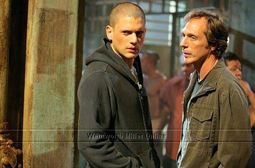 promotional picture from pb season 3 - prison break season 3