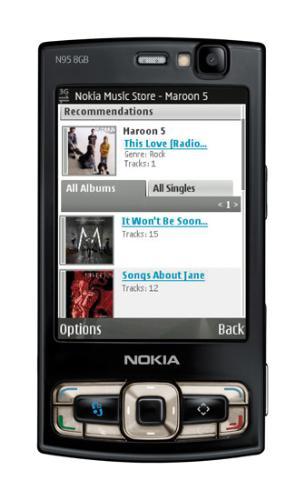 Nokia - Nokia n95