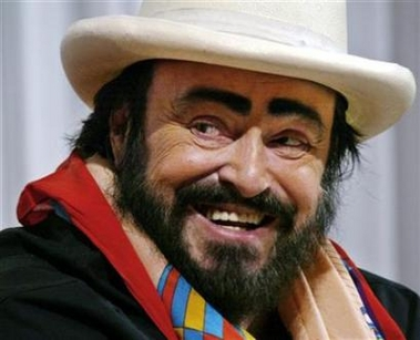 Luciano Pavarotti/Opera Star - The Death of World-Famed Opera Star: Luciano Pavarotti