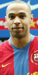 Thierry Henry - Name	 Thierry Daniel Henry