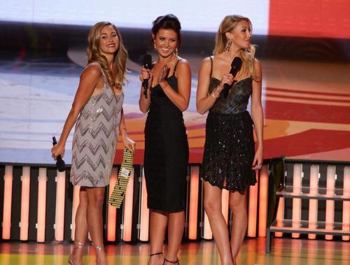 TV Personalities - Lauren Conrad, Audrina Patridge and Whitney Port