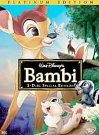 bambi - a great disney movie