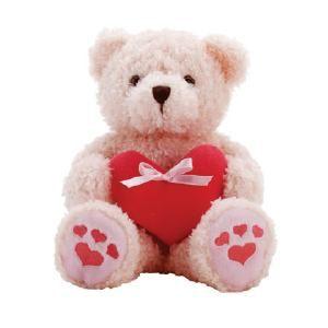 Teddy Bear - I think a teddy bead is a sweet and romantic gift for a man to give a woman.