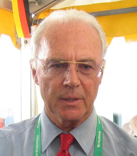 Franz Beckenbauer - Name	 Franz Anton Beckenbauer