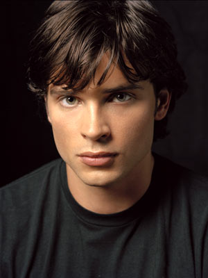 Tom  - The star of Smallville. He play Clark Kent, also known as Superman (In Future).