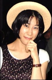 Yoko Kanno - This is a picture of Yoko Kanno, famous japanese music composer. There use to be times when it was almost impossible to get a photo of her. Now she's not so strict about it;)