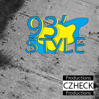 Album cover for 93 style - my new album cover for 93 style
