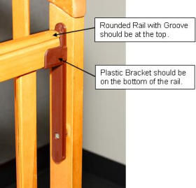 "Crib directions.. - This is how the crin SHOULD BE put together,,ill have the wrong one next post"")"