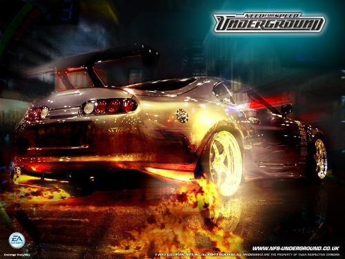 need for speed  - this is need for speed underground wallpaper
