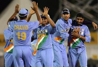 Indian Team - Worldcup Champion
