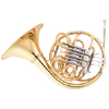 Do you play in a band? - French horn