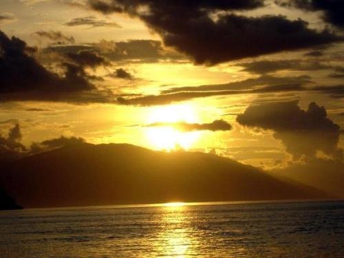 nature - sunset