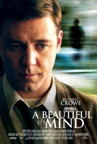 A beautiful mind - its one of my favorite movie....description is in the post..have fun!