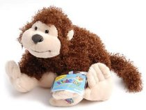 Webkinz Cheeky Monkey - A very cute, adorable and fluffy critter!