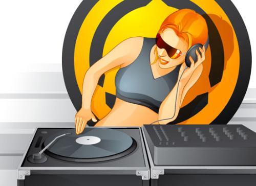 dj - Disc Jockey