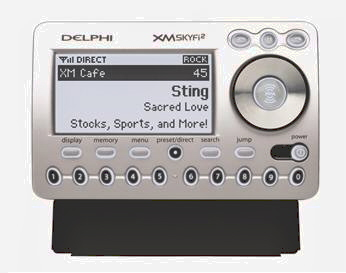 Sattelite Radio - Maybe someday soon I'll get this for my car