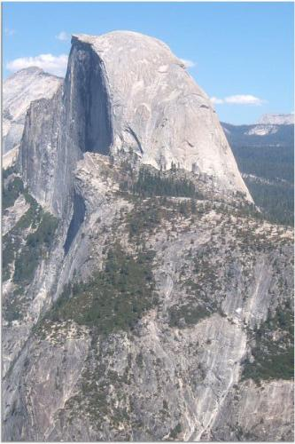 Half Dome - Half Dome, Yosemite National Park