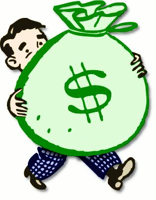 Bag Of Money - Make extra money
