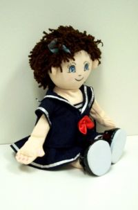 stuffed with fluff doll - dolls I sell