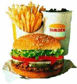 fast food - why do you eat fast food?
