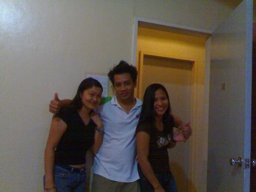 friendship - A portrait of three good friends:-)