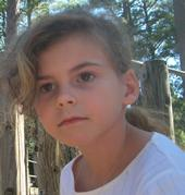 My youngest baby - This is my youngest daughter whom I am considering home schooling