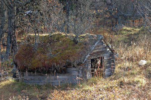 Goathouse - The goathouse at My Ancestors place.