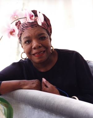 Maya Angelou - An Author, Poet and Play Writer.