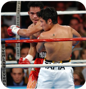 PACMAN and BARRERA - bam
