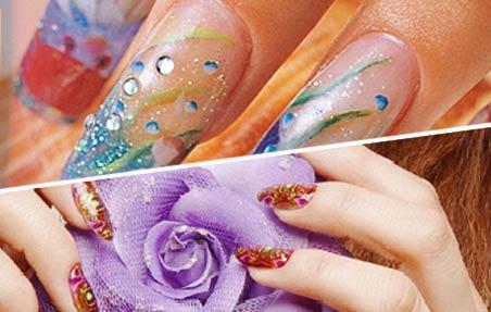 Nails Beauty - Nail Art
