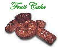 yuck - I hate fruit cakes