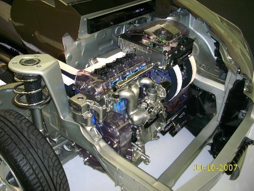 Hybrid car - Hybrid car....