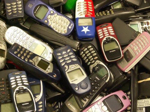 cell phones - cell pnones........