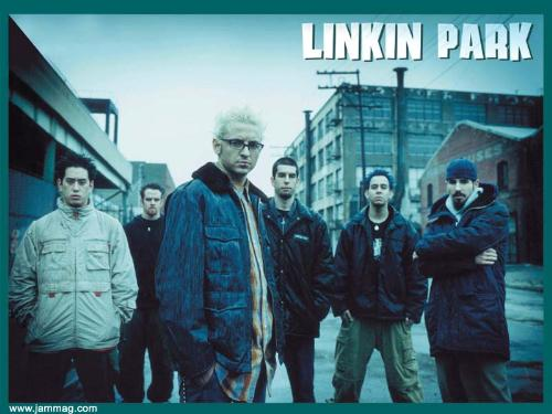 linkin park - My favorite rock band