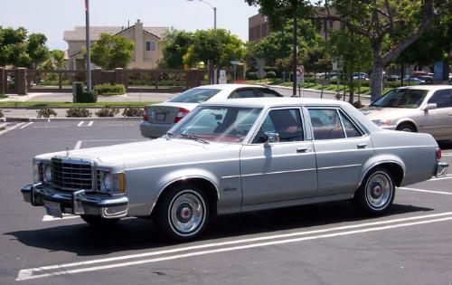 Granada - U.S. Ford Granada