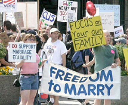 gay marriage - support gay marriage