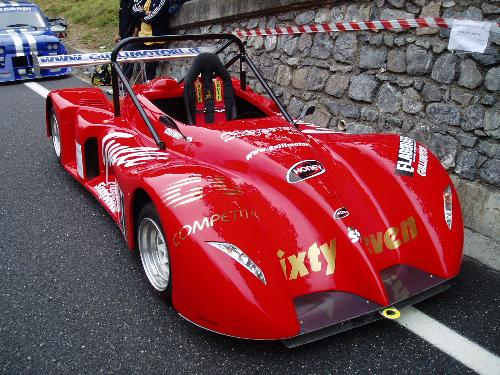 sixtyseven - the pic of this racing car