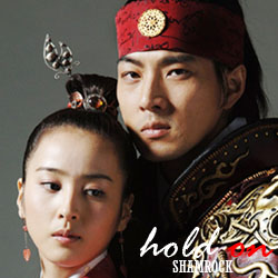 Jumong - Jumong and Seosyonoh