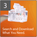 Search for music - Use the net for searching and download music