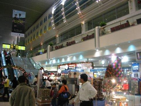 A shopping place - A place in India...