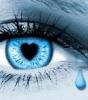 Tears - Crying blue eyes