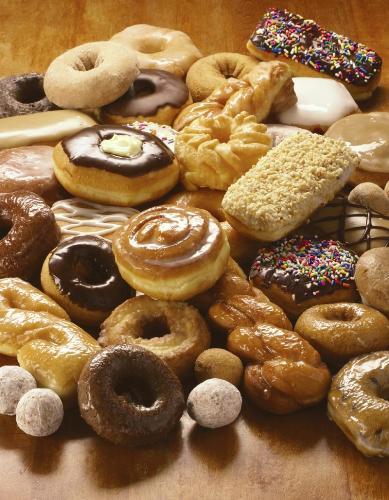 The Donut Thief... - The Donut Thief...