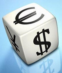 Forex logo - A cube representing the Forex logo