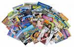Magazines - Photo: Magazines