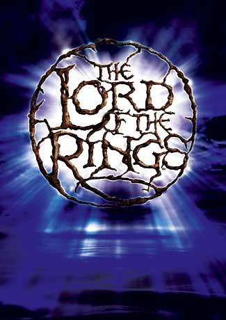 LOTR logo - A winding logo i found in a website