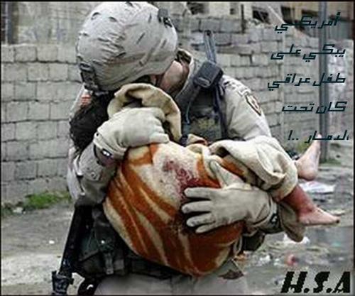 crimial soldier - american soldier kill achild