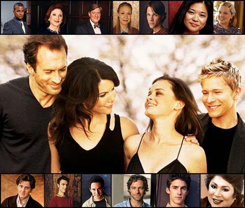 Gilmore Girls - Cast of Gilmore Girls!!!